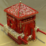 Red Chinese Carriage